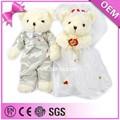 hecho en china de san valentín osos de peluche al por mayor