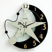 crystal wild child clock