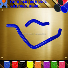 3-PLY SILICONE RADIATOR HOSE HIGH TEMP PIPING 97-04 FOR FORD MUSTANG GT/SVT V8 BLUE (Fits: Ford Mustang)