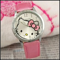W0071 wholesale china importers colored watches,hello kity watches,children watch
