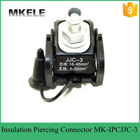 MK-IPCJJC-3 high quality Germany standard high voltage insulation piercing connector from insulation piercing connector supplier