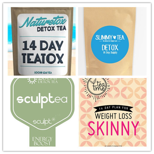 how to make skinny teatox tea