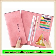 2015 New Design lady wallet PU leather wall fashion wallet R95