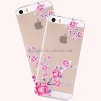 guangzhou bida High Quality diamond pc case for iphone 6 fast shipment