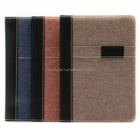 2015 hot sell PVC and PU leather trim tablet pc sleeve case tablet case
