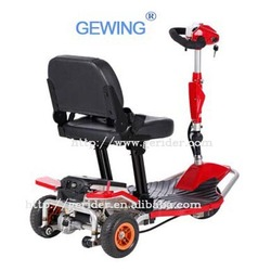 Gewing mini sized wholesale mobility scooter
