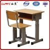 Very durable classroom study desk and chair