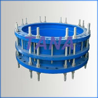 Double-Flange Metallic Expansion Joint