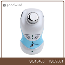 Hot Sale Mini Ionic Whitening Facial Nursing device and new coming chargeable ultrasonic face cleaning