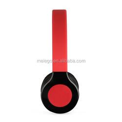 Shenzhen manufacture cheap price wireless noise cancellation headphone
