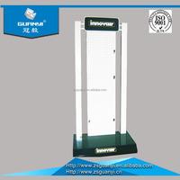Supermarket air conditioning Metal display rack