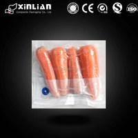 reusable dried food packaging vacuum bags for food