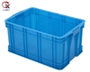 High quality HDPE plastic vegetable crate/logistics box for sale