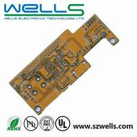 Fr4 copper clad laminate circuit pcb board
