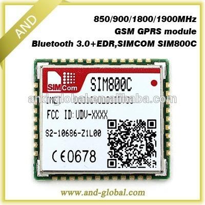 sim800C-GSM-GPRS-GPS-module