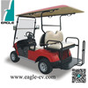 electric golf cart ce approved four wheel driven with long roof EG2028KSZ