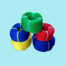 2mm pe nylon braided rope 3mm polyester rope ladders/pp cord