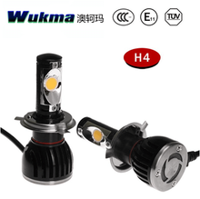Made in china led conversion kit auto led bulb, motor vehicle lighting, high/ low beam led h4