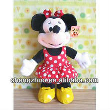 Stuffed and plush toys, Mickey and Minnie