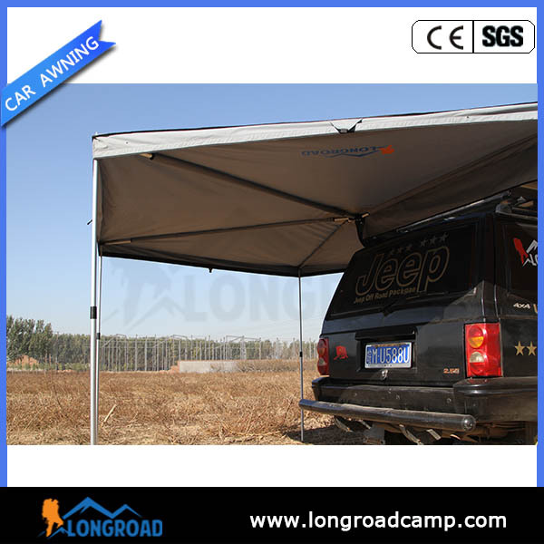 270 Degree Fox Wing Awning One Touch Tent Sun Shade With