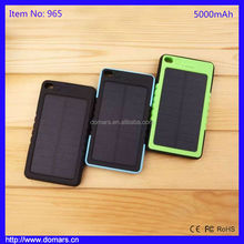Solar Panel Charger Portable Waterproof/Shockproof/Dustproof Power Bank