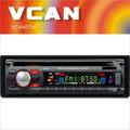 Los mejores jugadores del vehículo FM MP3 DVD VCD USB SD MP4 compatible mayorista FM