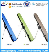 Fishing rod bag high quality hard cover multi-color 2015 NEW