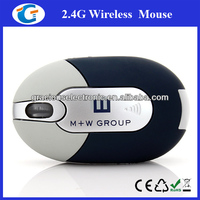 New 2.4G Wireless Optical Mouse/Mice with PC Laptop/Notebook + USB Receiver