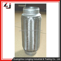 For Auto Engines Noise and vibration reduction Auto Exhaust Flexible Pipe