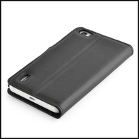Wallet Leather Moblie Phone Case With Card Holders Cover for Huawei Honor 6
