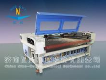 NC-1810 fabrics auto feeding system laser cutting machine
