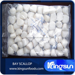 Top Quality IQF Bay Scallop Prices