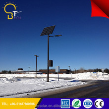 energy saving LED solar lights DC power and high efficiency solar cells from China
