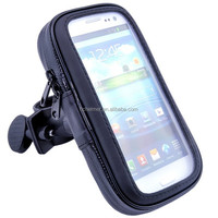 Motorcycle Bicycle Handlebar WaterProof Case For Samsung Galaxy S3 S4 i9300 i9500 iPhone Running Sport watertight water resistan