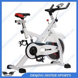 2015 New Product 8kg Flywheel Spin Bike Professional Belt Drive Spin Exercise Bike
