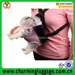 Customized Fashionable Pink pet carrier in various sizes