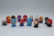 mini animal superman toys/new design stuffed superman figure/OEM superman animal toys