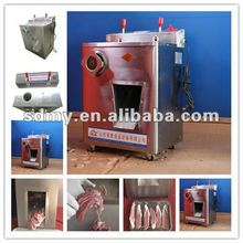 JQ-2 CE automatic frozen meat grinder slicer machine for meat processing machine