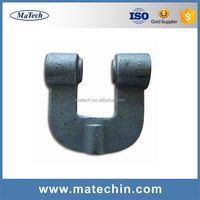Customized High Precision Raw Material Cast Iron Car Parts