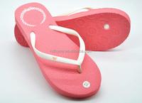 beautiful lovely cheap nude beach walk pe flip flop rubber slipper