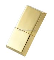 4gb golden bar usb flash drive 8gb metal usb flash disk 16gb usb flash memory