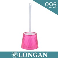 Export vendors free sample disposable curved toilet brush holder