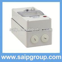 2013new ip66 ditribution box plastic moulding for box SPS-4WAY/56CB4N