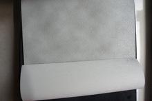 China supplier custom embossed pvc sofa leather