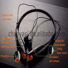 The stylish bluetooth wireless headsetHBS700 with Calls vibrating alert and cho cancellation, new 2014