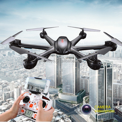MJX X600C 2.4G 4CH 6 Axis Gyro Professional RC Quadcopter RC Drone With HD Camera Support FPV