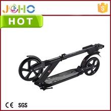 Hot Sale audlt 200mm big wheel push scooter