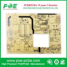 China Professional UL rohs manufacture pcb bare board