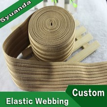 Heavy Duty Splendid Polyester Sofa Elastic Webbing for Furniture