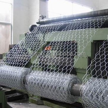 stainless steel wire mesh/gabion for military fortification Heavy type hexagonal wire mesh